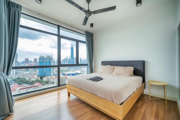 Sunway Velocity - Home sweet home with KLCC view