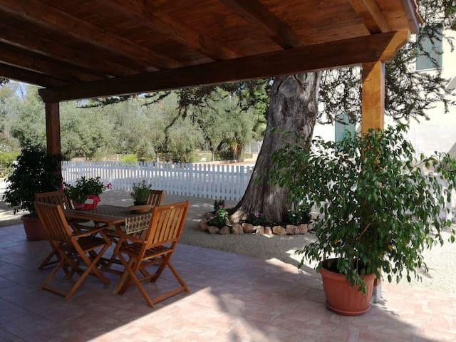 Appartamento casa campagna Alghero