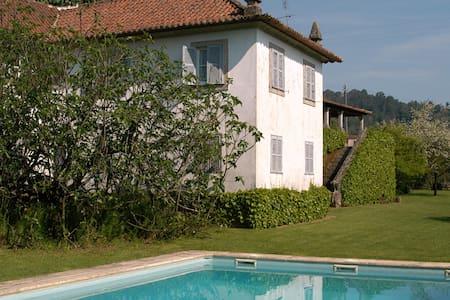 Casa de Cello-Casa Rústica Mancelos-Amarante - Amarante - Villa