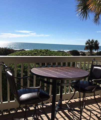 Oceanfront view at it's best!