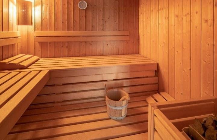 Apartment mit Pool, Sauna und Netflix in Willingen