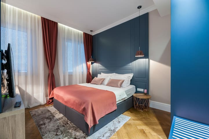 ZADERA Rooms-Deluxe Suite with Sea View****
