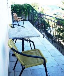 Room in Ibiza Centro port for one pers, w/sea view - Apartment