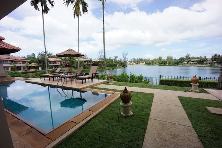Full-service 3 Bed Villa w/ pool in Laguna Phuket - Choeng Thale - House