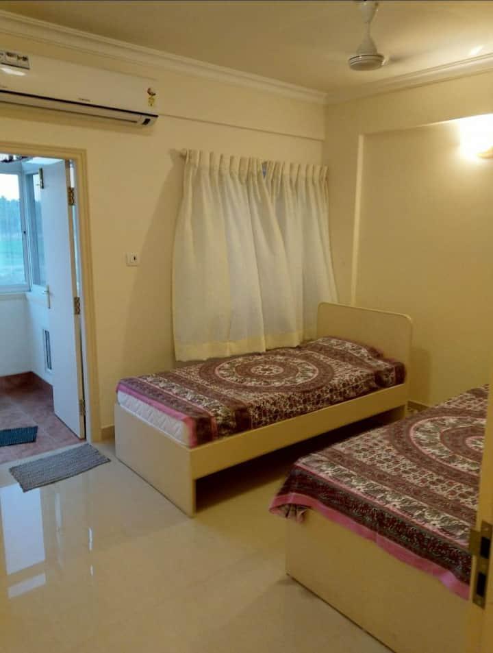 A peaceful home stay near Prashanti Nilayam Ashram