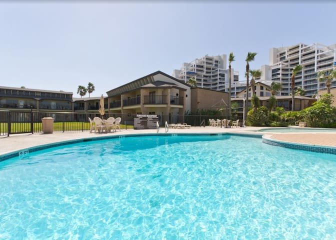 Trendy South Padre Island Condo with Beach Access!