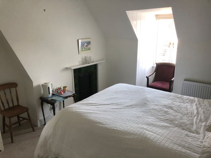 Double Room in Hanover Townhouse, Central Brighton