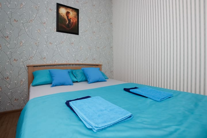 Cosmos Apartments Пушкина 29