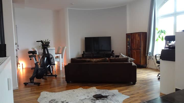 Stilvolles Loft Apartment mit 75 m²