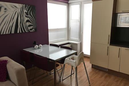 Moderní rozlehlý byt až pro 6 osob - Hradec Králové