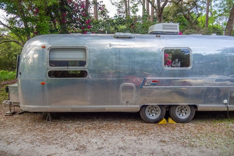 Lake Josephine  Vintage Airstream