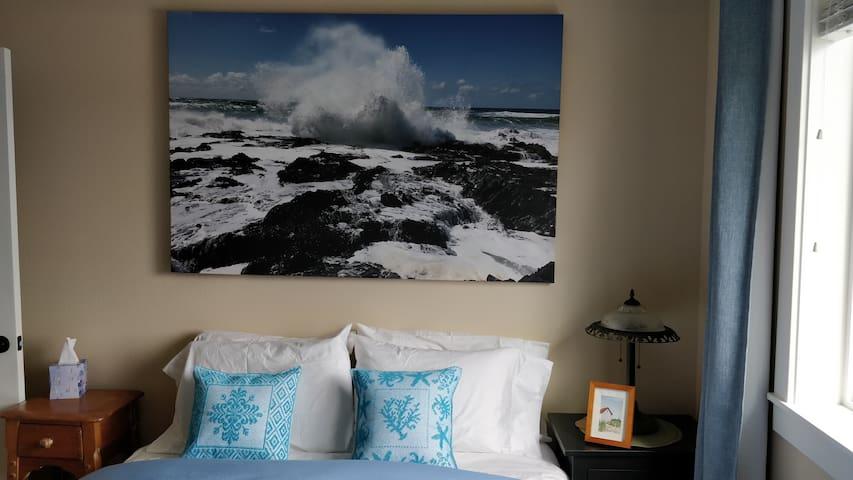 """The Coast"" near Alberta Arts"