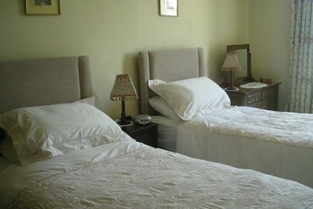 Marlbrook Hall - Leinthall Starkes - Bed & Breakfast - 1