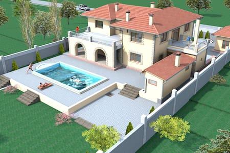 Комфортный дом для отдыха у самых гор!!! - Bischkek - Villa