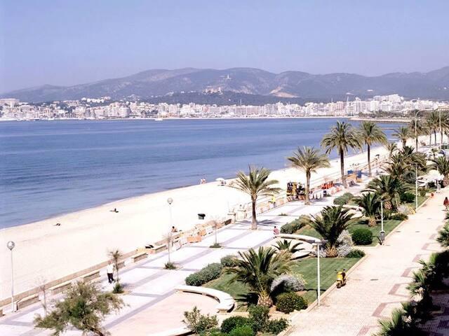 PISO 3 DOR,SOFACAMA,CERCA PLAYA - Palma de Mallorca