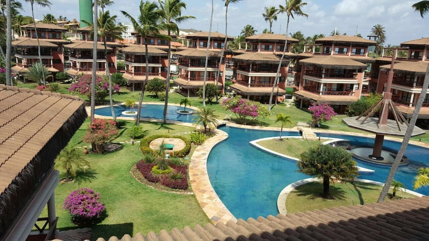 2-bedroom beachfront apartment in Cumbuco Brazil