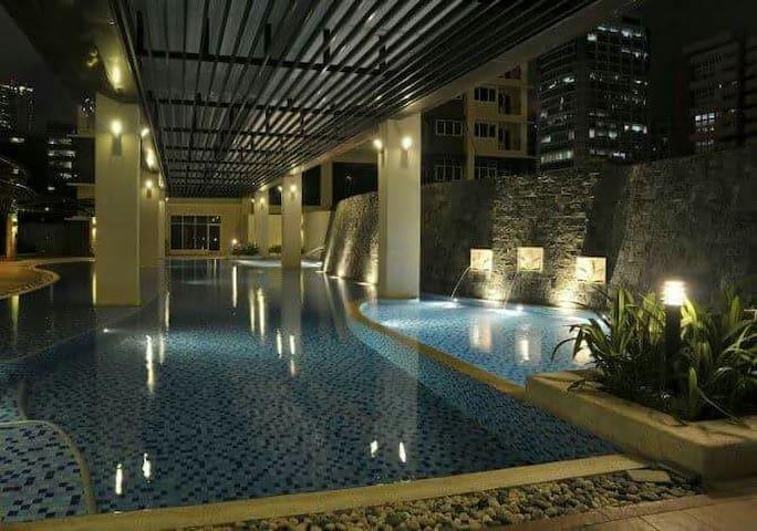 Sonata Private Residence - Mandaluyong - Leilighet