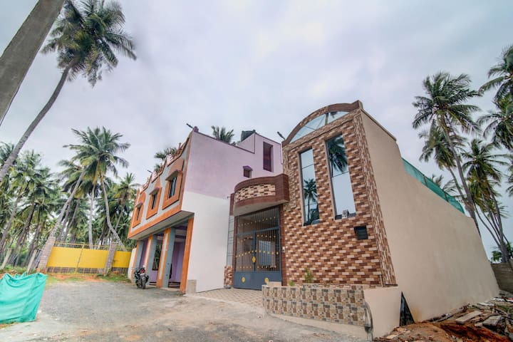 OYO - Marked Down! Well-Furnished 2BHK in Pondicherry