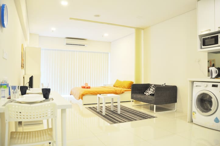 [A02]Cozy&Stylish Studio,12min to KLCC 7min to LRT