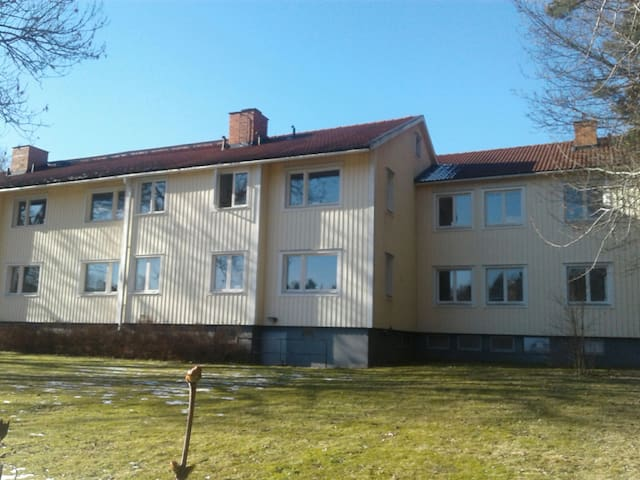 Easy room near forest - LÄNNA - Apartamento