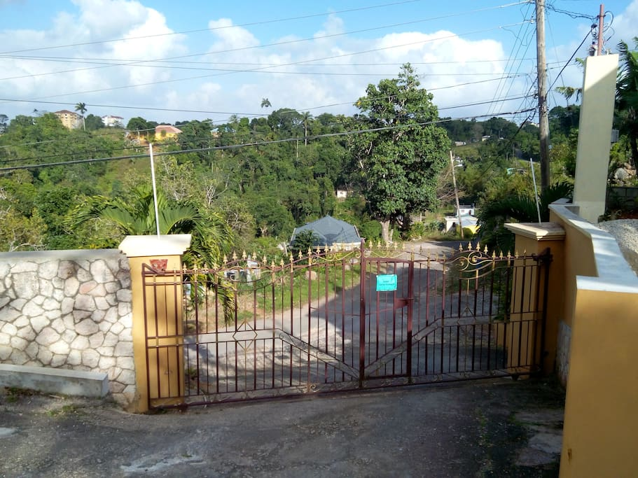 View of Gate