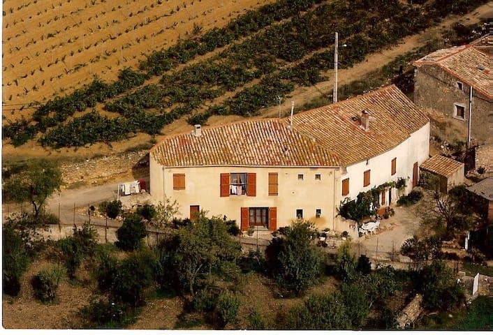 ancienne maison de village - Tournissan - Huis