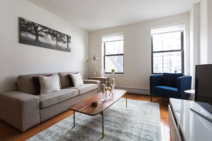 Great apartment! The best location in Manhattan!