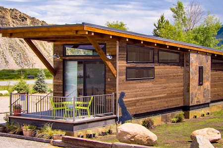 Tiny House Stanley, ID UNIT 8