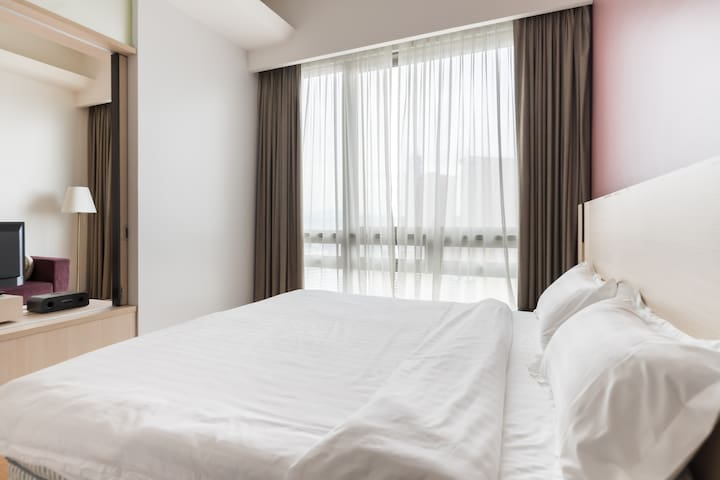 60 Sqm Serviced Suite at Kuala Lumpur City Center