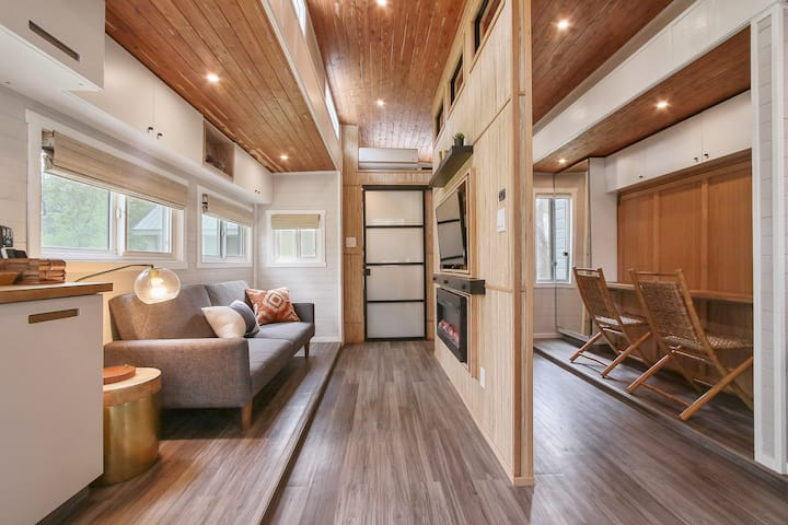 SerendipTiny House of Zen - As Seen on Netflix TV!