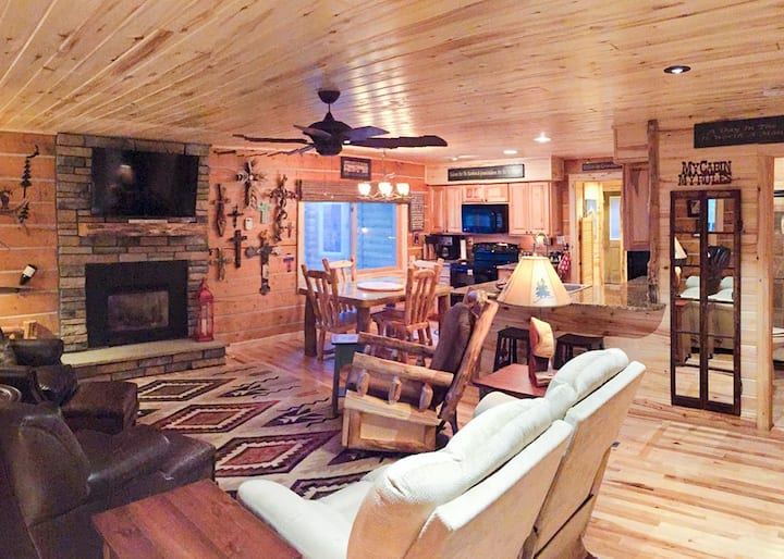 Monthly Rental Too, Four Seasons Cabin, Vacant