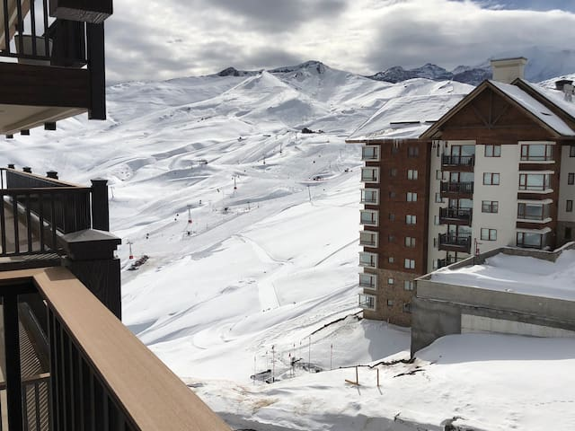 Departamento Completo Valle Nevado Ski Resort