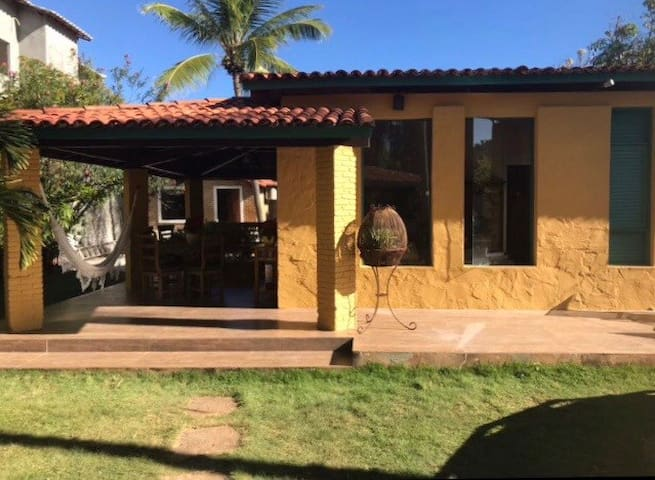 """Casa de Praia em Itacimirim - """"Sonho Meu"""""""