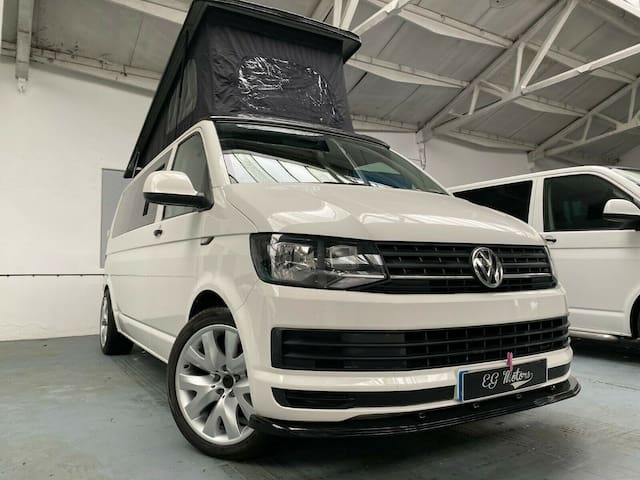 Stunning VW T6 camper van for UK & Europe tours