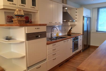 Cozy and spacious house - Naantali - Haus
