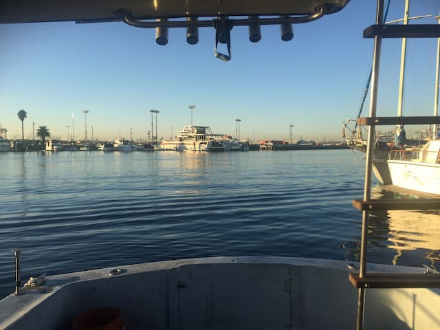 Home on Water for Relaxing - 롱비치(Long Beach) - 배