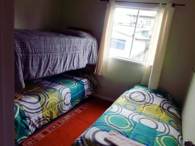 alojamiento familiar habitacion 3