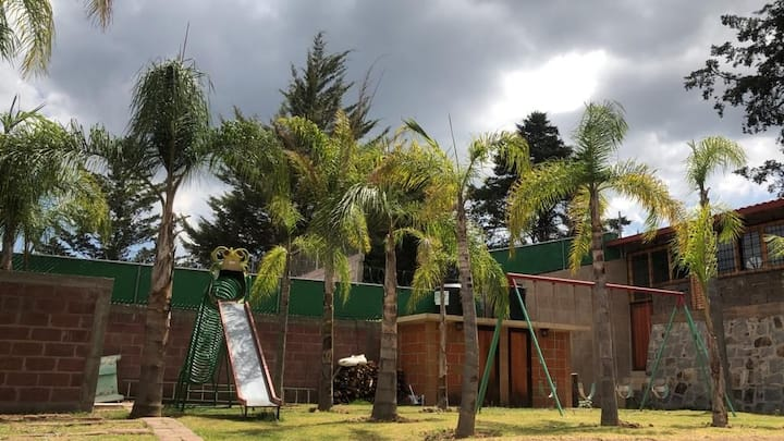 Chalet Rincon 3 Ángeles, hasta 18 huéspedes