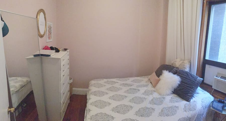 Bright and comfortable room near Times Square - New York - Apartemen
