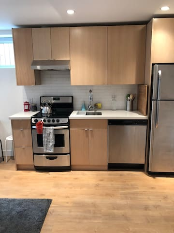 Vancouver Guest Suite