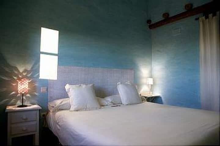 Habitación Doble en Hotel Rural La Data