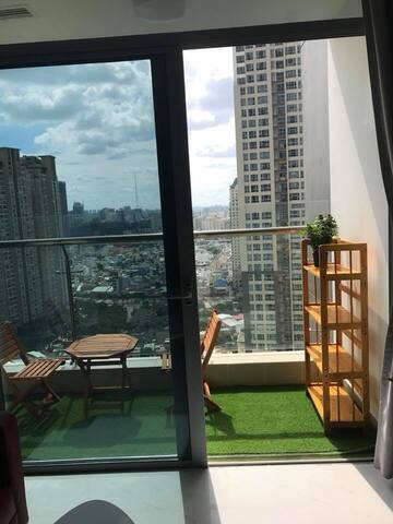 1bedroom city view in Central park
