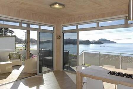 Luxury 5 bedroom beachfront holiday home