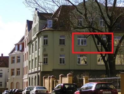 15 qm Zimmer im im schönen Giebichensteinviertel