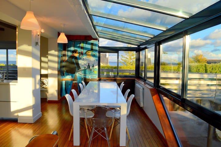 Maison vue sur mer - Plounéour-Trez - House