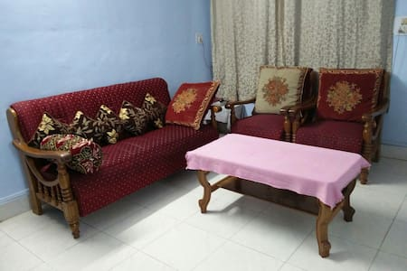 Private rooms in residential colony - Guwahati