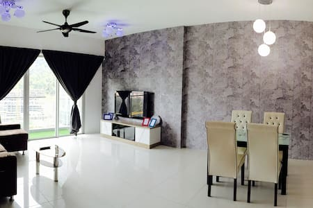 Penang Homestay Cozy Latitude - George Town - Appartement