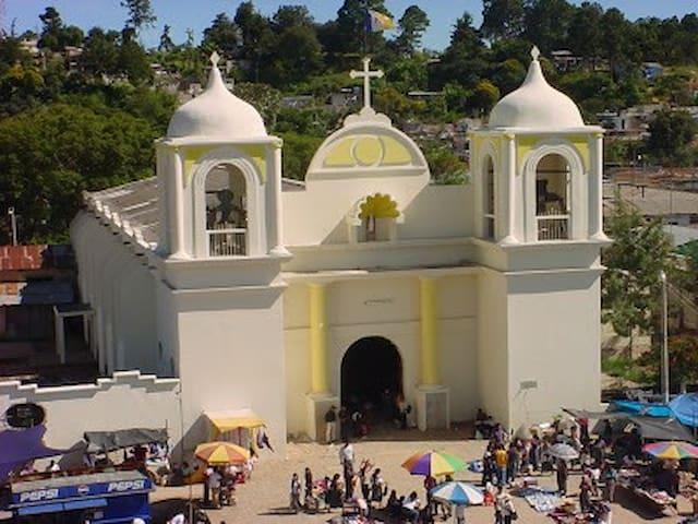 Para conocer una hermosa cultura - San Martin Jolotepeque - Hus