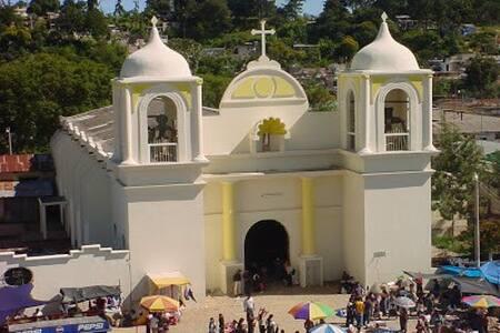 Para conocer una hermosa cultura - San Martin Jolotepeque - Haus