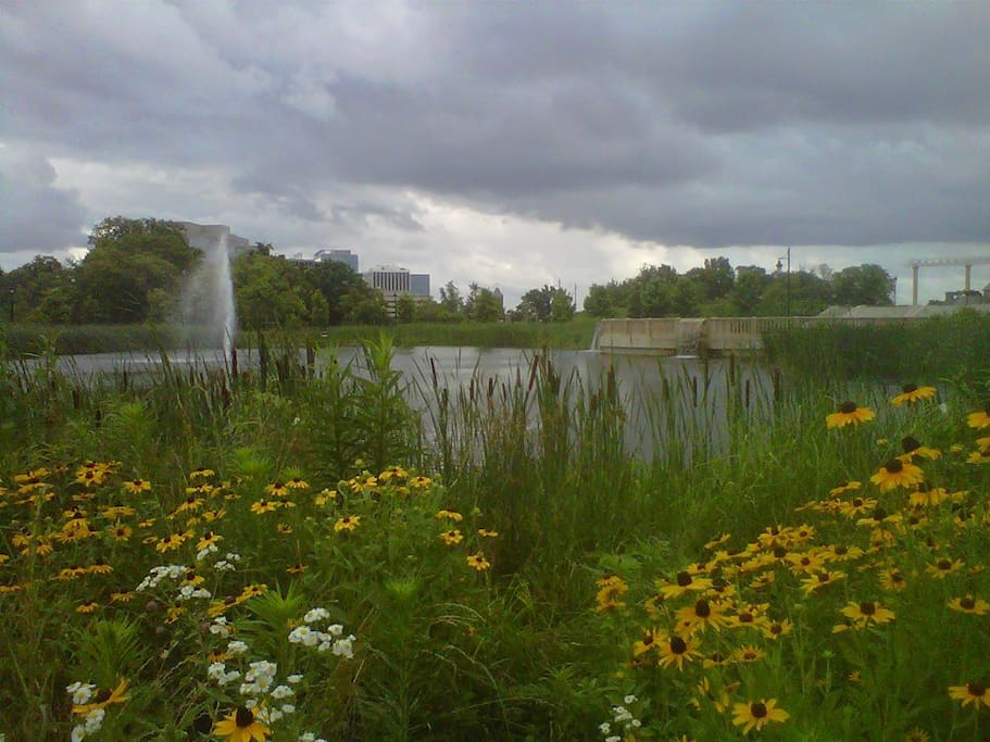 Nearby Cool Springs Reservoir Park